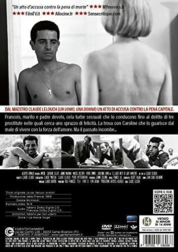 La vita, l'amore, la morte (DVD) di Claude Lelouch - DVD - 2