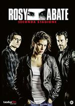 Rosy Abate. Stagione 2. Serie TV ita (3 DVD)