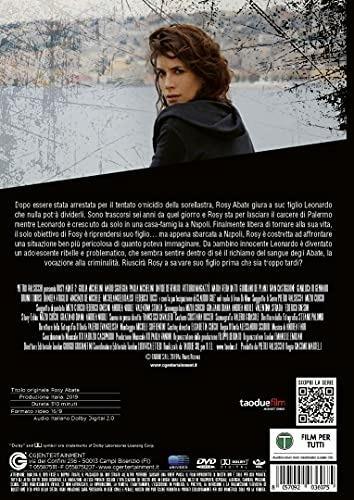 Rosy Abate. Stagione 2. Serie TV ita (3 DVD) di Giacomo Martelli - 2