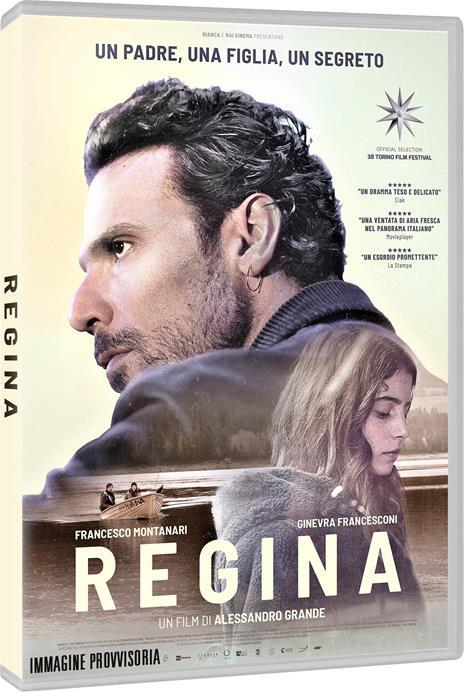 Regina (DVD) di Alessandro Grande - DVD