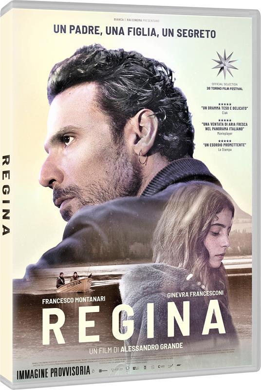 Regina (DVD) di Alessandro Grande - DVD - 2
