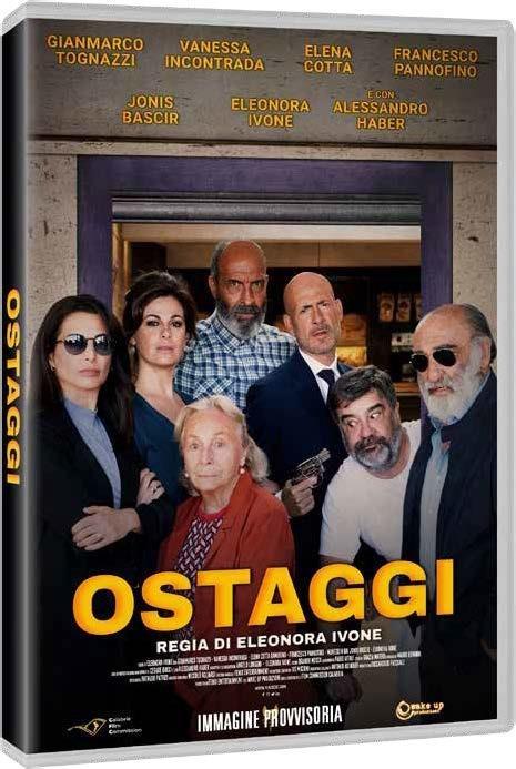 Ostaggi (DVD) di Eleonora Ivone - DVD