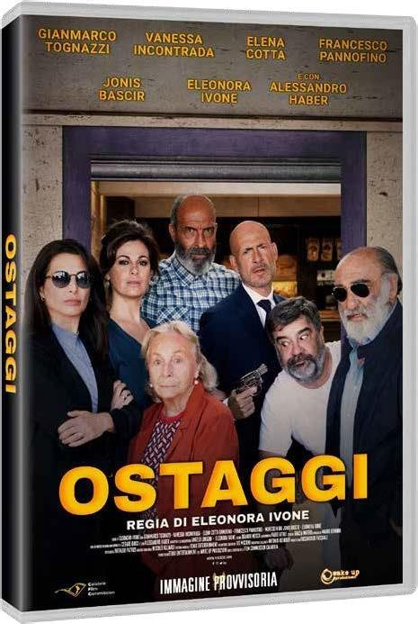 Ostaggi (DVD) di Eleonora Ivone - DVD - 2