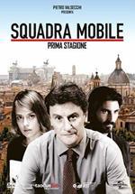 Squadra Mobile. Stagione 1. Serie TV ita (3 DVD)
