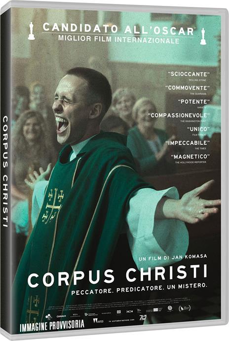Corpus Christi (DVD) di Jan Komasa - DVD - 2