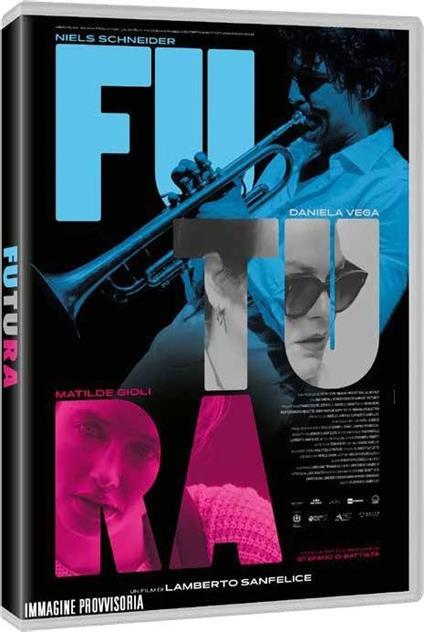 Futura (DVD) di Lamberto Sanfelice - DVD