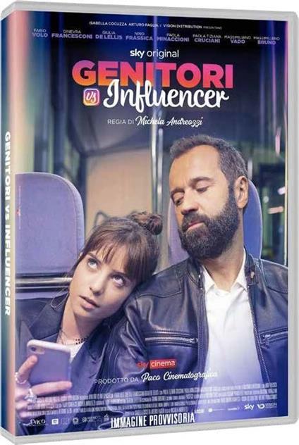 Genitori vs influencer (DVD) di Michela Andreozzi - DVD