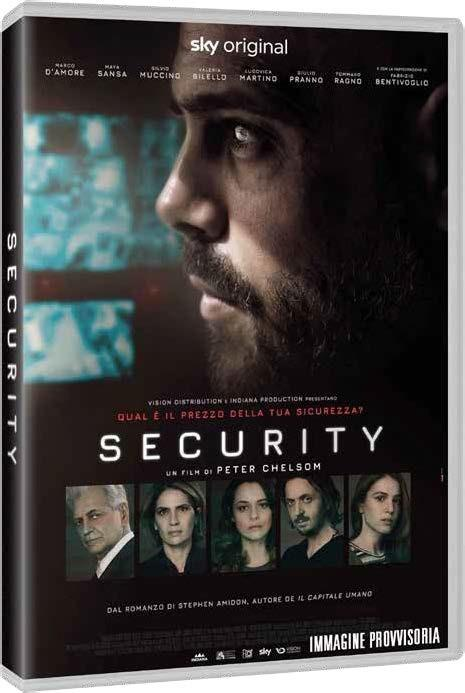 Security (DVD) di Peter Chelsom - DVD