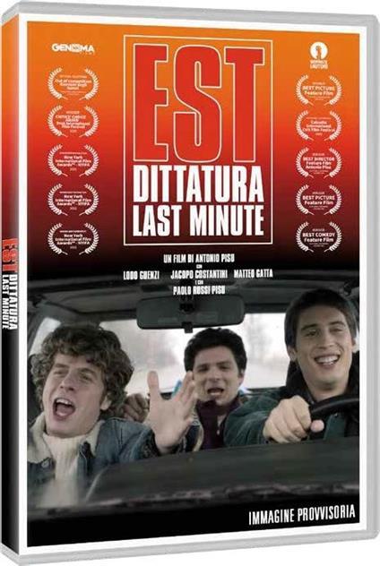 Est: dittatura last minute (DVD) di Antonio Pisu - DVD