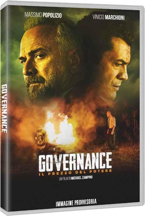 Governance (DVD) di Michael Zampino - DVD