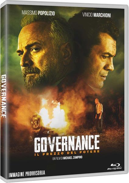 Governance (Blu-ray) di Michael Zampino - Blu-ray