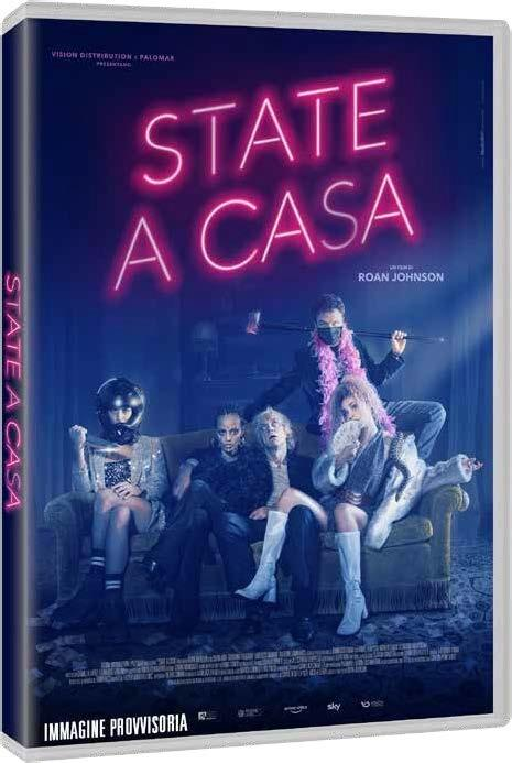 State a casa (DVD) di Roan Johnson - DVD