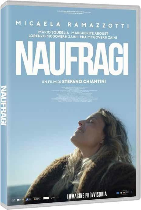 Naufragi (DVD) di Stefano Chiantini - DVD