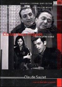 Asfalto che scotta di Claude Sautet - DVD