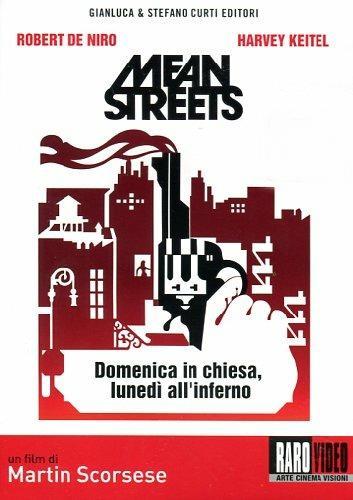 Mean Streets di Martin Scorsese - DVD