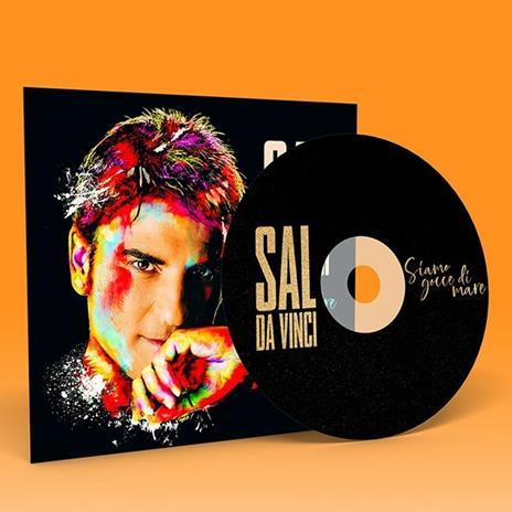 Siamo gocce di mare (Digipack) - CD Audio di Sal Da Vinci - 2