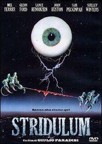 Stridulum (DVD) di Michael J. Paradise - DVD
