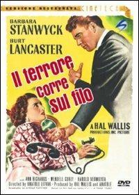 Il terrore corre sul filo di Anatole Litvak - DVD