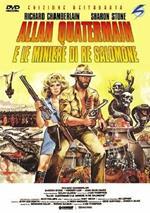 Allan Quatermain e le miniere di Re Salomone. Edizione Restaurata (DVD)