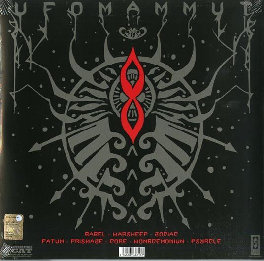 8 - Vinile LP di Ufomammut - 2