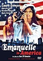 Emanuelle in America. Versione Integrale Rimasterizzata in HD (DVD)