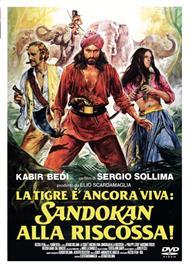 La tigre è ancora viva: Sandokan alla riscossa! (DVD)