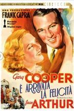È arrivata la felicità (1936). Versione Rimasterizzata in HD (Collana Cineteca) (DVD)