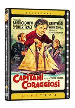 Capitani coraggiosi (Cineteca Avventura) (DVD)