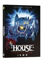 House Collection (Special Limited Edition Slipcase 4 DVD+4 Cards)