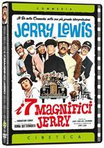 Sette magnifici Jerry (DVD)