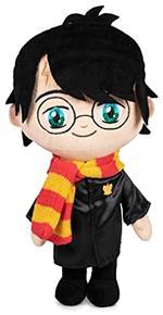 Harry Potter Peluche 27 Cm Harry Potter Winter Uniform