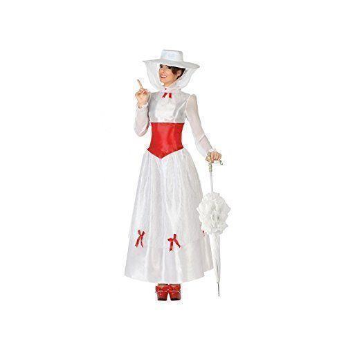 Costume per Adulti Baby-sitter (2 Pcs) XS/S - 6