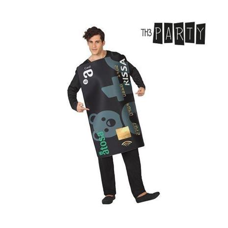 Costume per Adulti 6525 Carta di credito Taglia M/L - 2