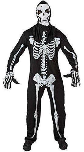 Costume Scheletro Adulto Ml 96743 - 65