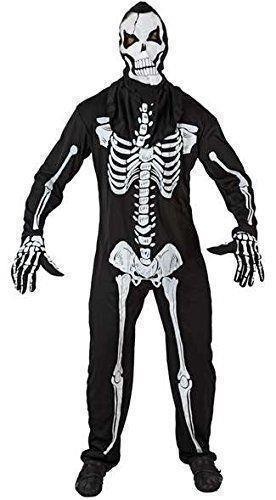 Costume Scheletro Adulto Ml 96743 - 46