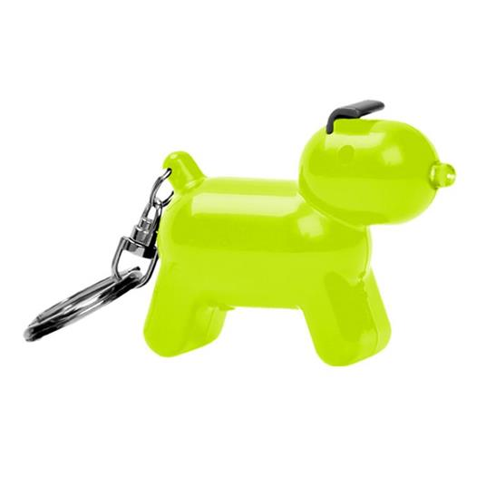 Portachiavi Doggy consuono lilla 3xAG13