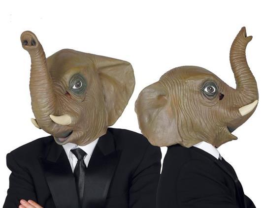 Maschera Elefante