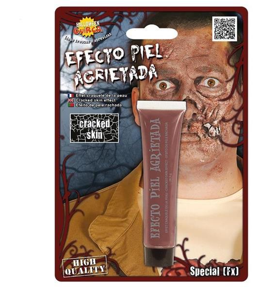 Trucco Zombie Pelle Viola 28 3 G