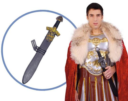Spada, daga, cavaliere soldato romano,via crucis,carnevale
