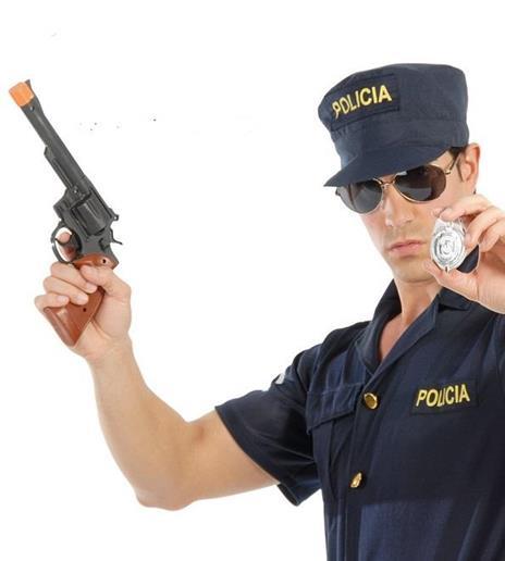Pistola 44 Magnum In Plastica - 2
