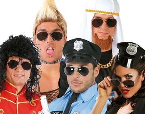 Occhiali A Goccia Poliziotto Usa