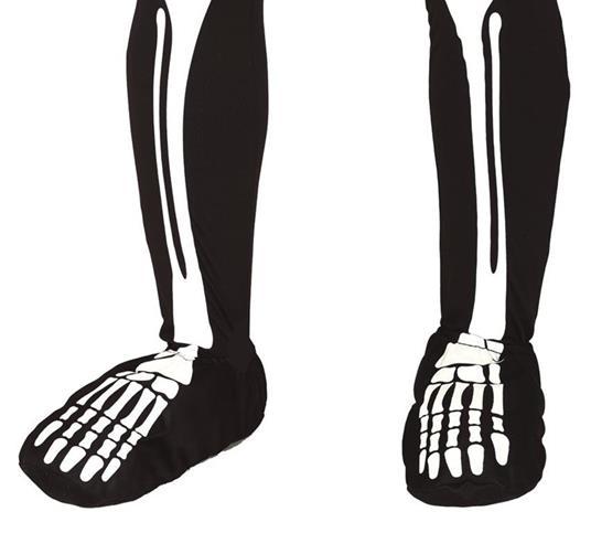 Piedi scheletro