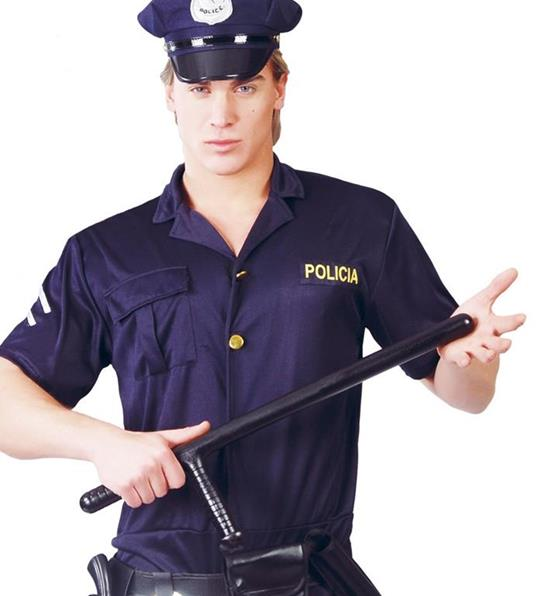 Manganello Polizia Tonfa 60 Cm