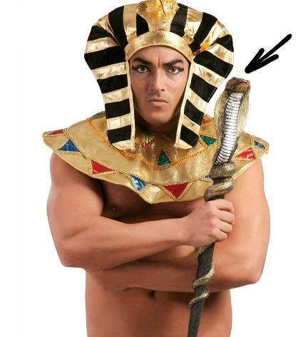 Scettro Per Egizio Faraone Egiziano