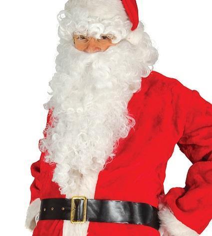 Cinturone Nero Babbo Natale Economico