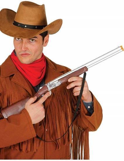Fucile cowboy 68 cm in plastica