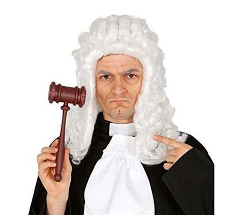 Martelletto Da Giudice In Plastica Tocco