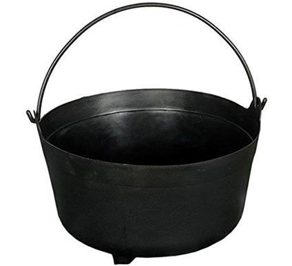 Calderone nero cm 32