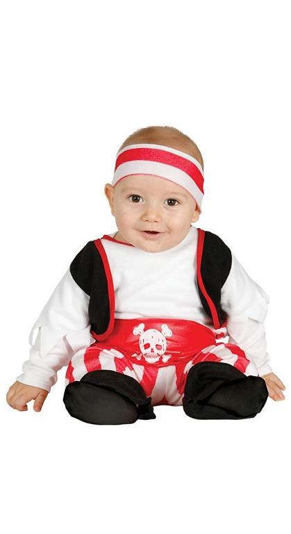 Vestito pirata baby