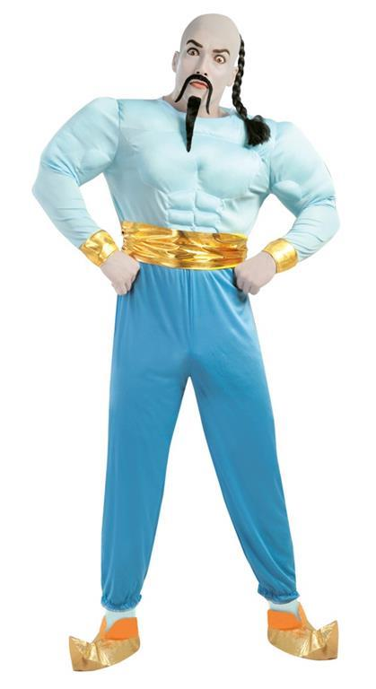 Costume Genio della Lampada Aladdin